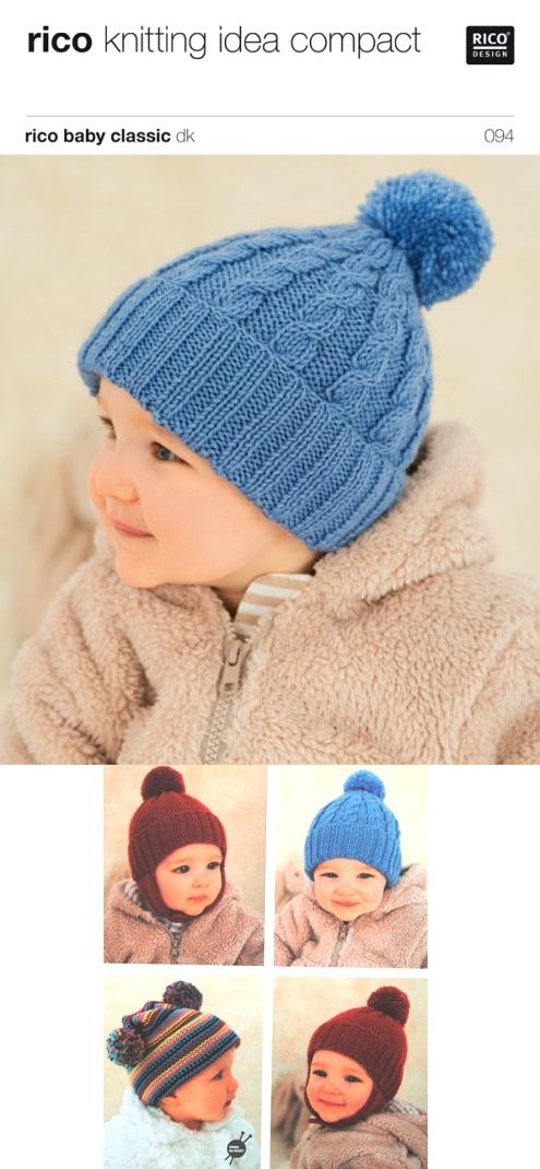 094 DK Hats