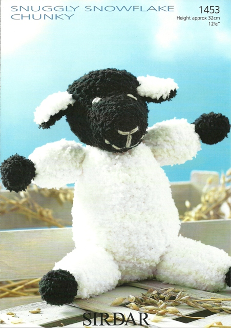 1453 CH Leroy The Lamb