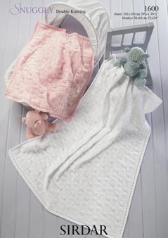 1600 DK Blanket / Shawl