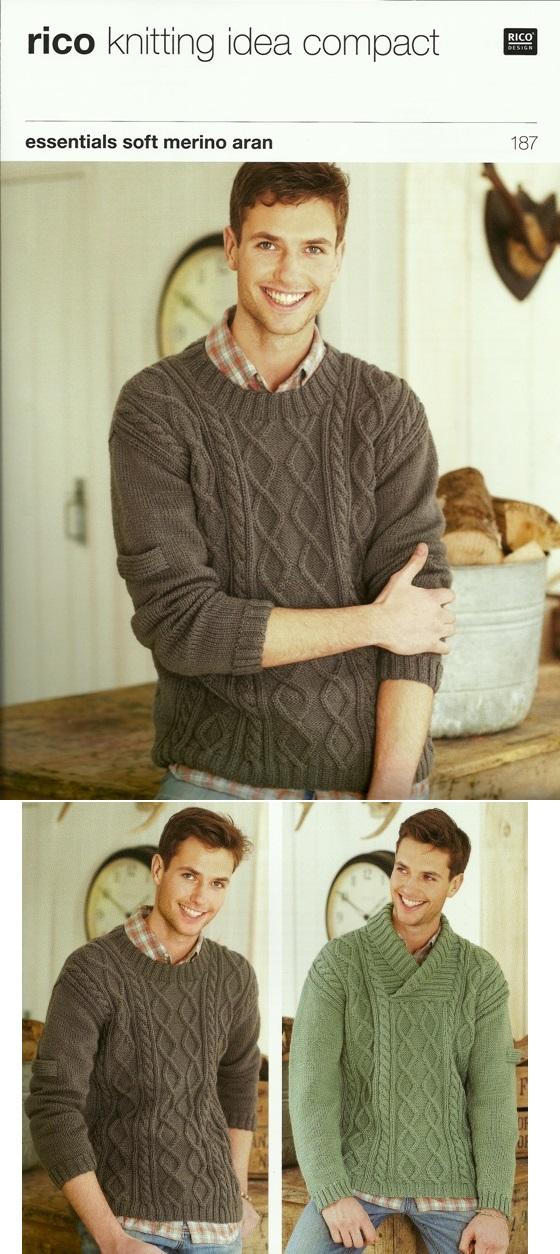 187 Aran Sweaters