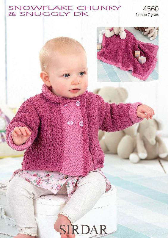 4560 DK CH Jacket/Blanket