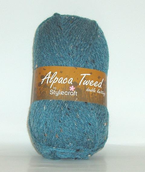 Stylecraft Alpaca Tweed DK