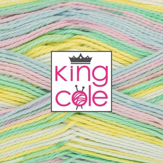 King Cole CottonSoft Baby Crush DK