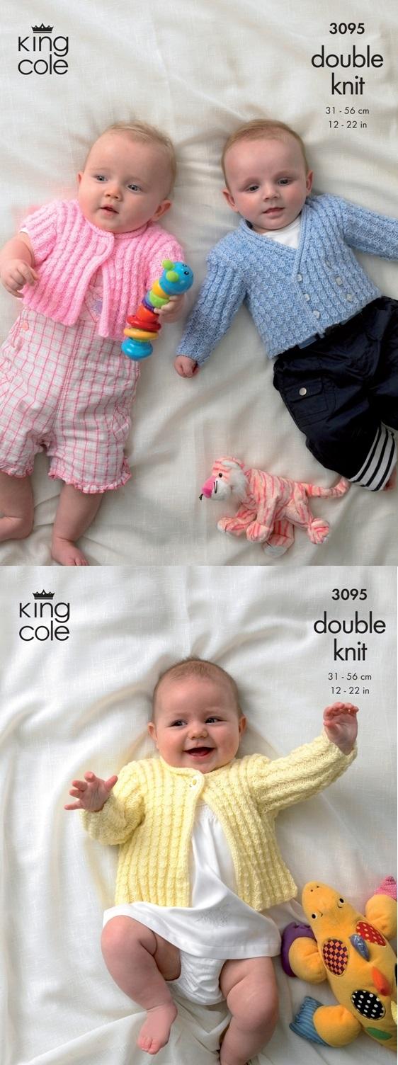 3095 DK Coat/Cardigan/Jacket