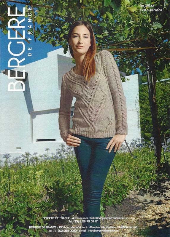 Bergere 336.45 Sweater