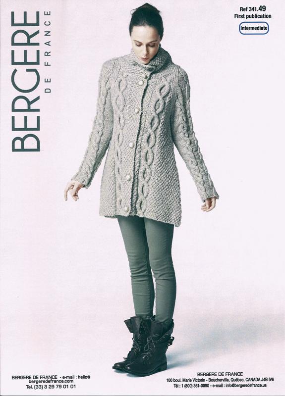 Bergere 341.49 Jacket
