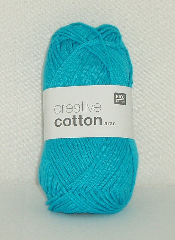 Rico Creative Cotton Aran