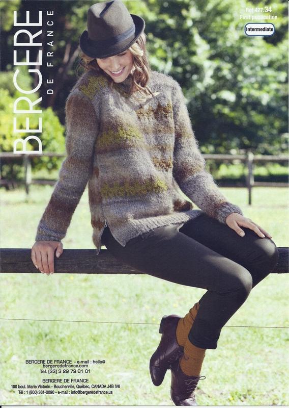 Bergere 427.34 Sweater