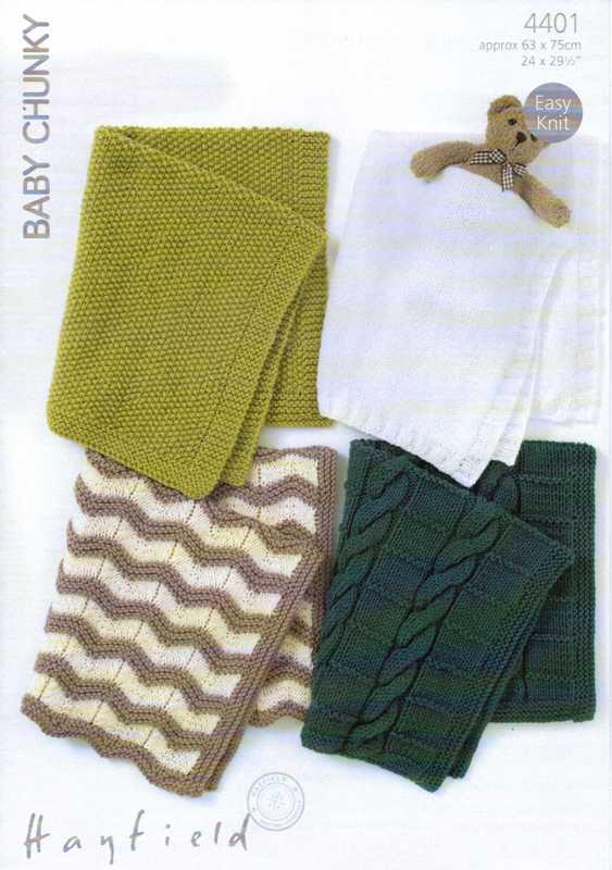 4401 CH Blankets