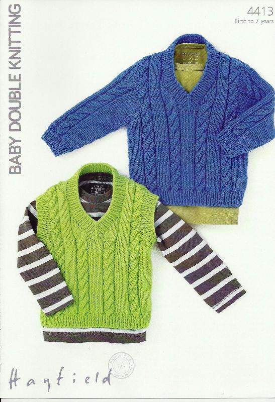 4413 DK Tank Top/Sweater