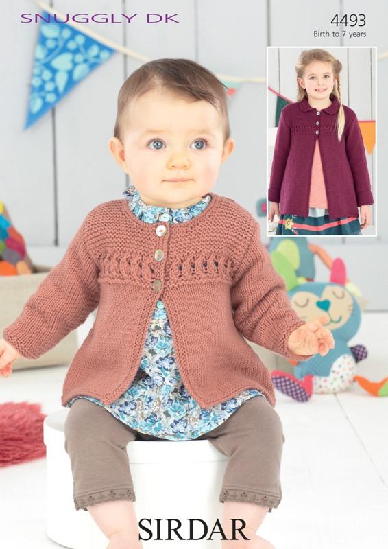 4493 DK Cardigan / Coat