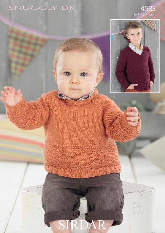 4583 DK Sweaters