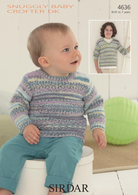 4636 DK Sweaters
