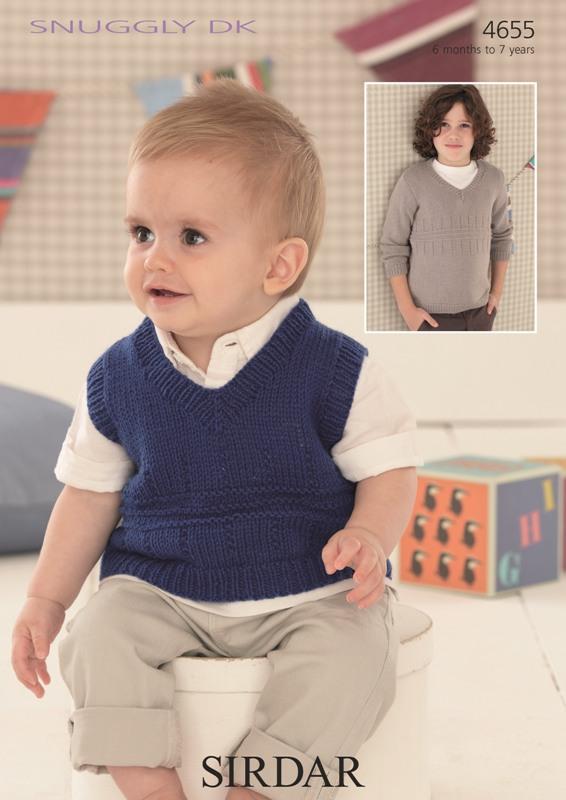 4655 DK Tank Top/Sweater