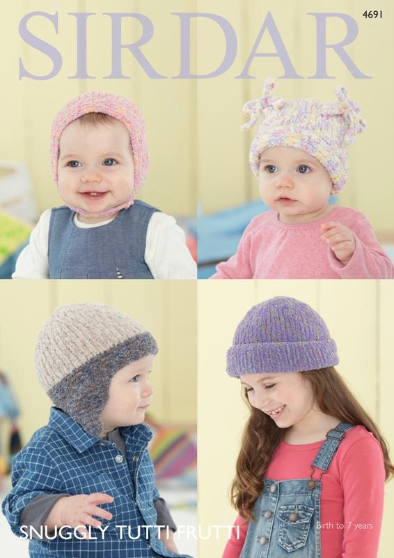 4691 Aran Hats