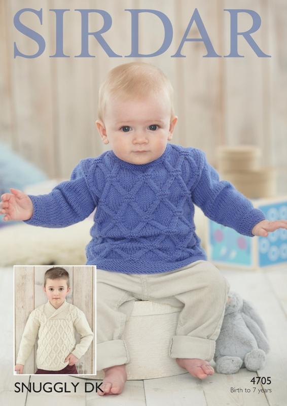 4705 DK Sweaters