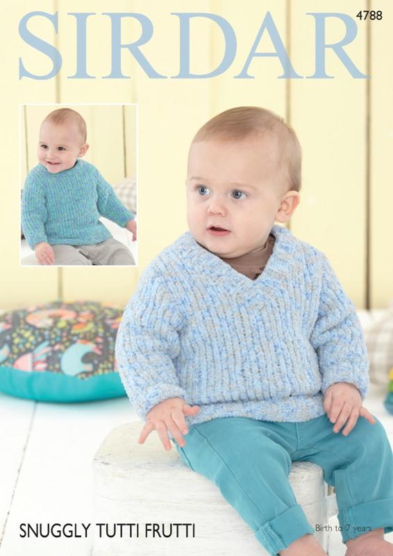 4788 Aran Sweaters