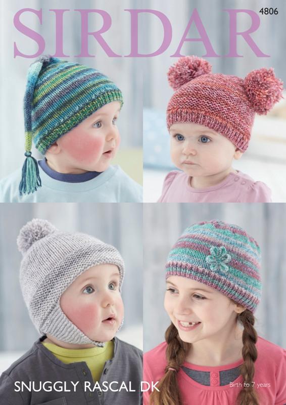 4806 DK Hats