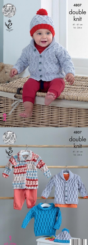 4807 DK Jacket/Sweater/Coat/Hat