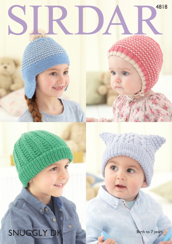 4818 DK Hats