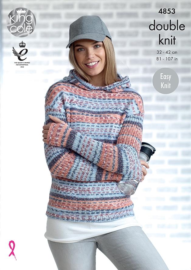 4853 DK Hoody/Jumper