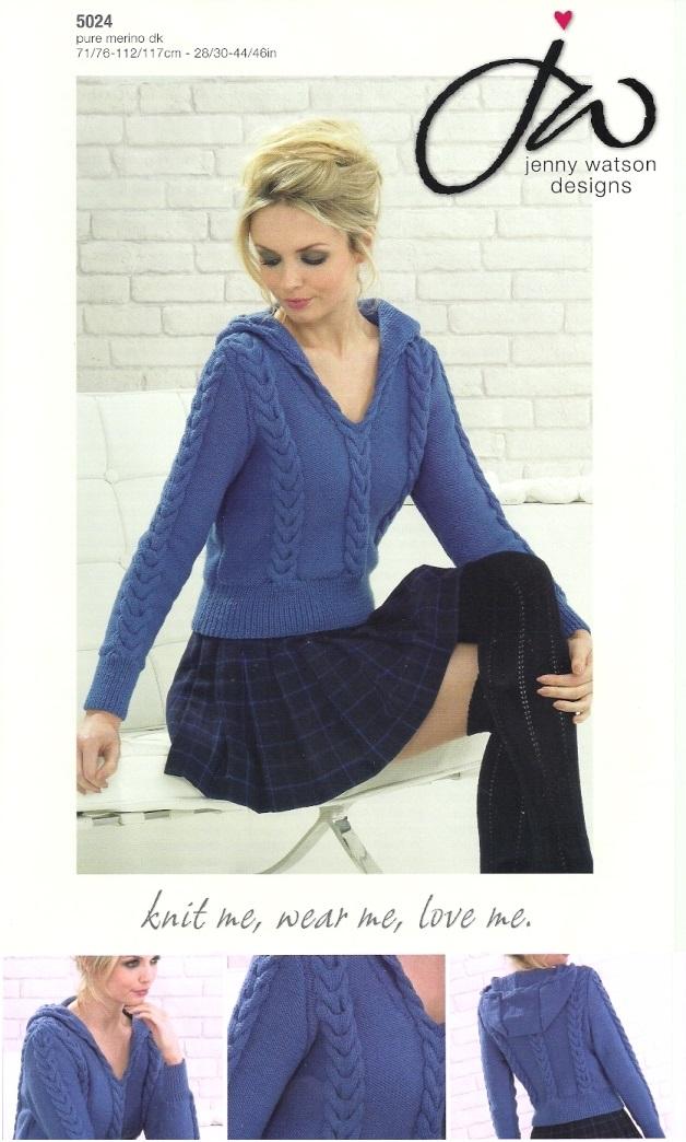 5024 DK Hooded Sweater