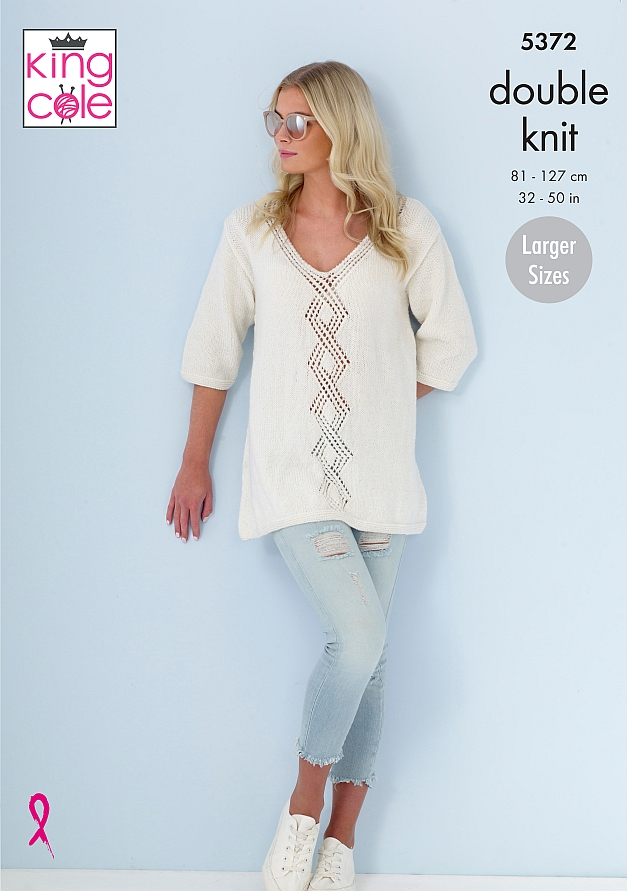 5372 DK Sweaters