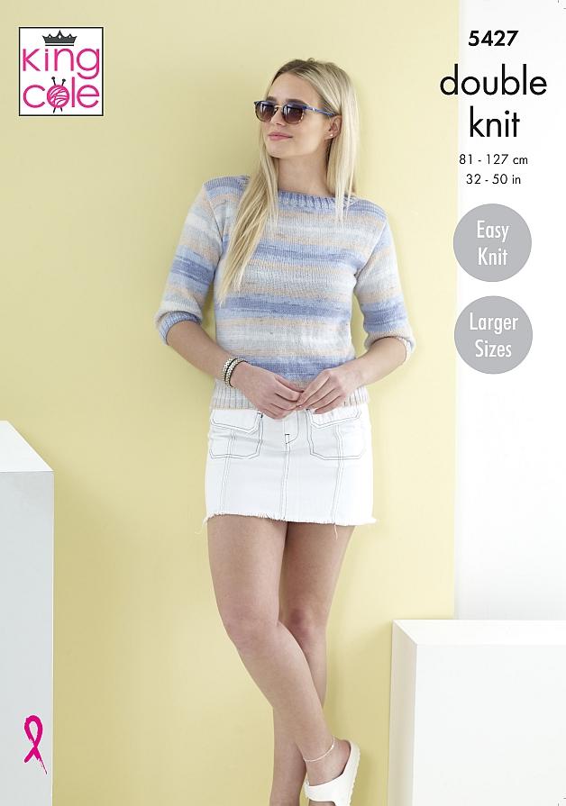 5427 DK Sweater/Shawl