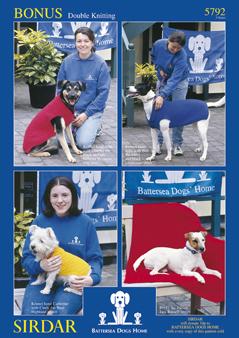 5792 DK Dog Coat / Blanket