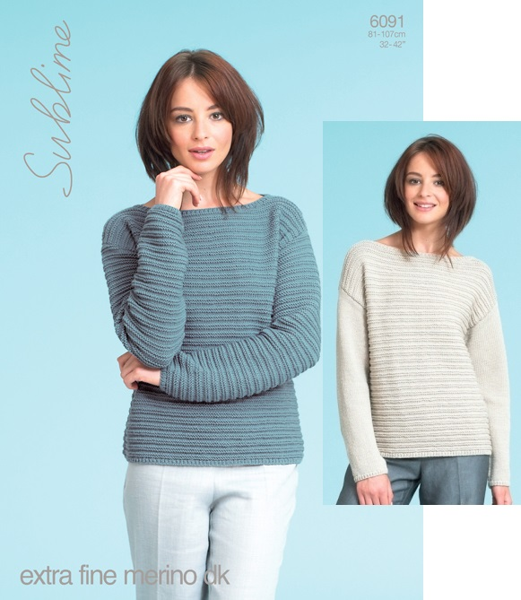 6091 DK Sweaters