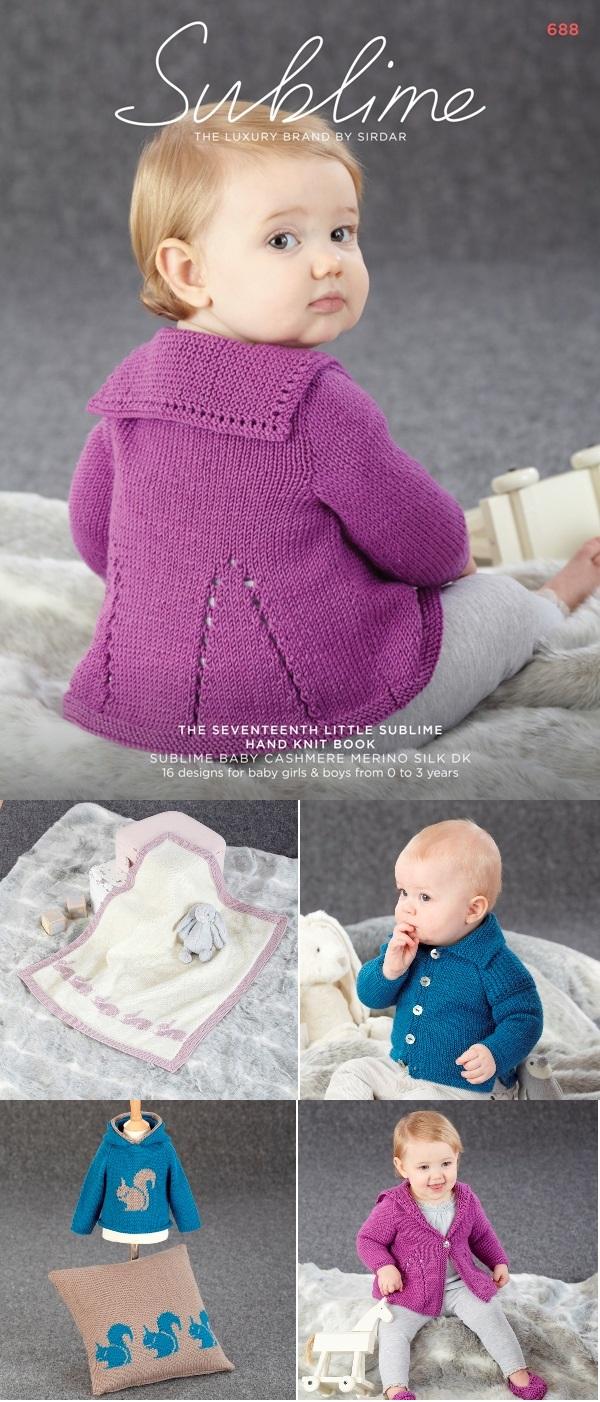 688 DK Baby Book