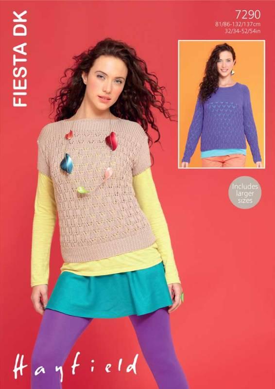 7290 DK Top/Sweater