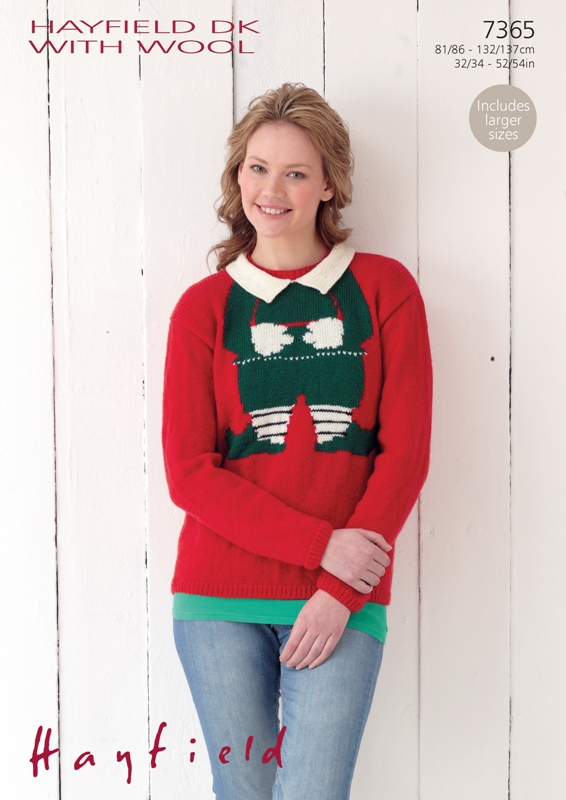 7365 DK Xmas Sweater
