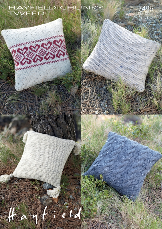 7496 CH Cushion Covers