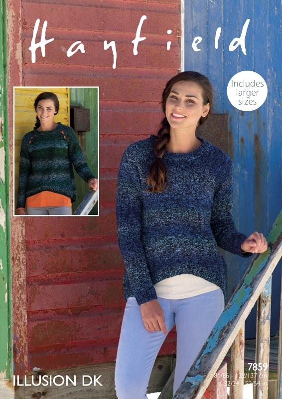 7859 DK Sweaters