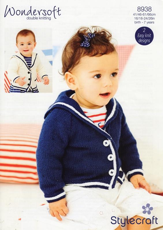 8938 DK Sailor Jacket