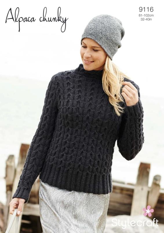 9116 CH Sweater