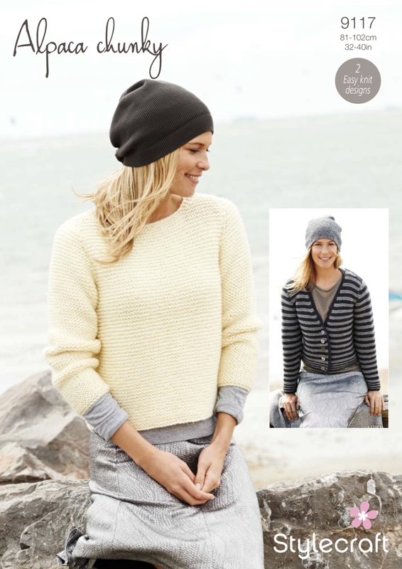 9117 CH Cardigan/Sweater