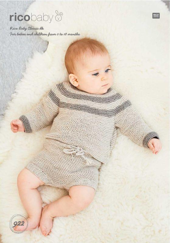 Rico 922 DK Sweater /Pants