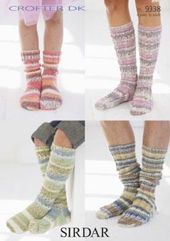 9338 DK Socks