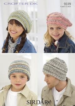 9339 DK Hat / Beret