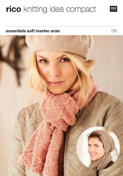 190 Aran Hats & Scarves