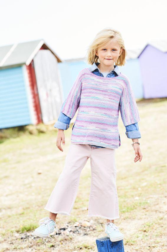 9740 Stylecraft DK Sweaters