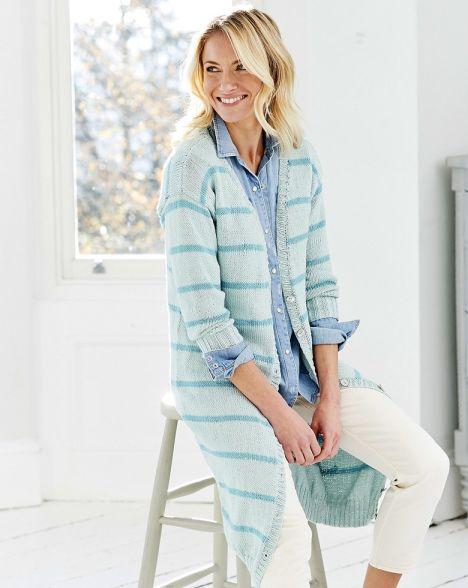 9753 Stylecraft DK Cardigan/Sweater