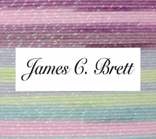 Brett Baby Twinkle Prints DK