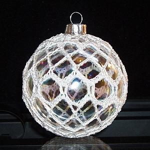 Crochet Christmas Bauble