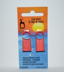 Pony Point Protectors 2.5 - 5mm