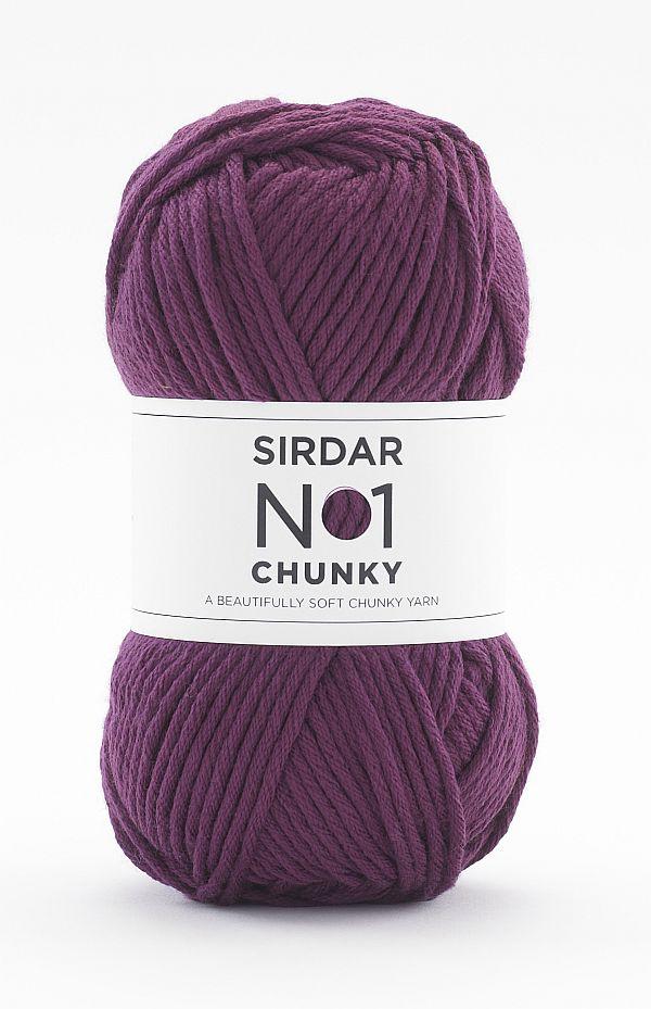 Sirdar No.1 Chunky