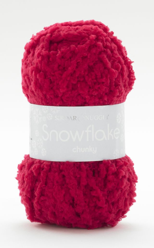 Sirdar Snuggly Snowflake Chunky