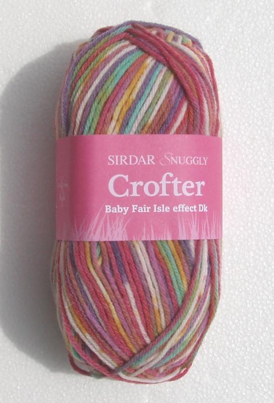 Sirdar Snuggly Baby Crofter Dk